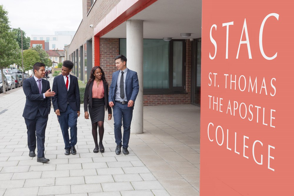 St Thomas the Apostle 6th Form College